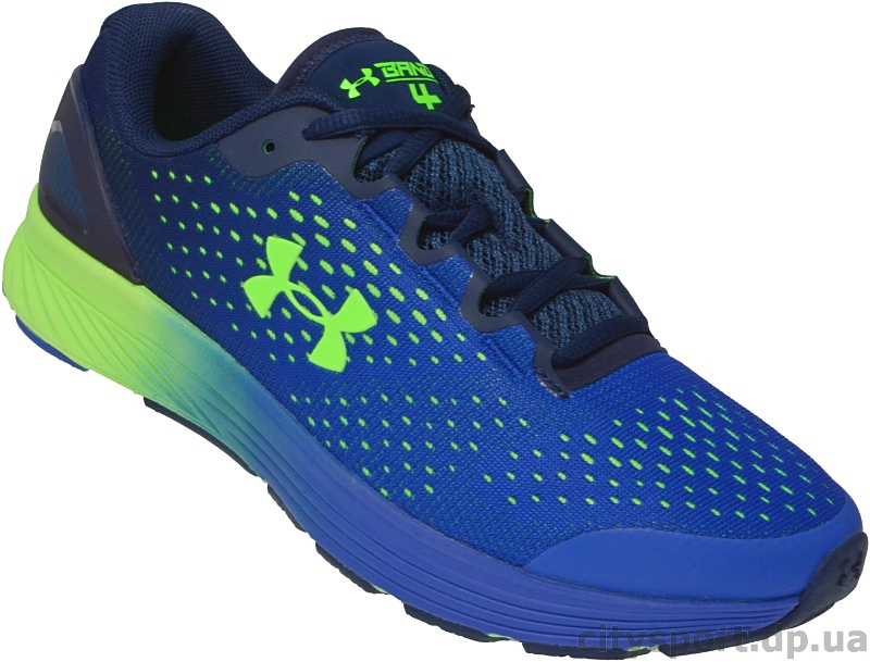 Кроссовки Under Armour Charged Bandit 4 GS