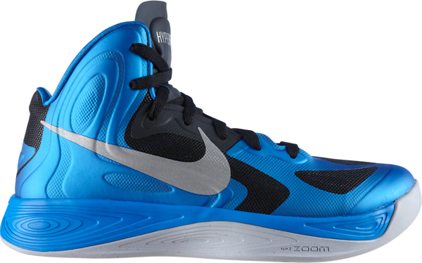Кроссовки Nike Zoom Hyperfuse 2012