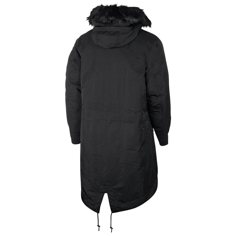 Пуховик мужской Nike Sportswear Down Fill Hooded Parka