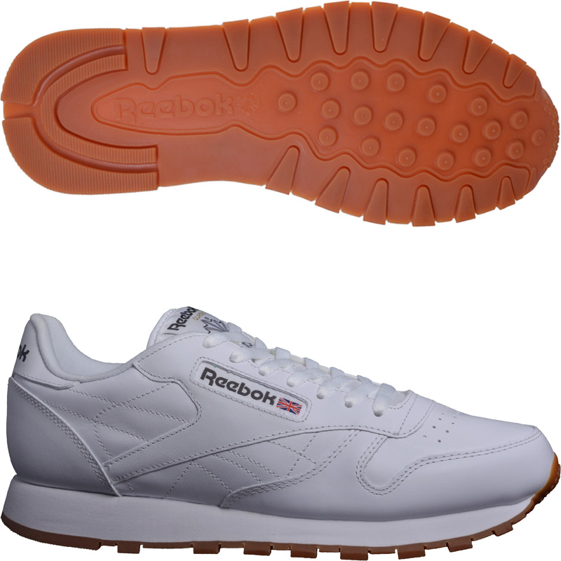 "Кроссовки ""Reebok Classic Leather"""