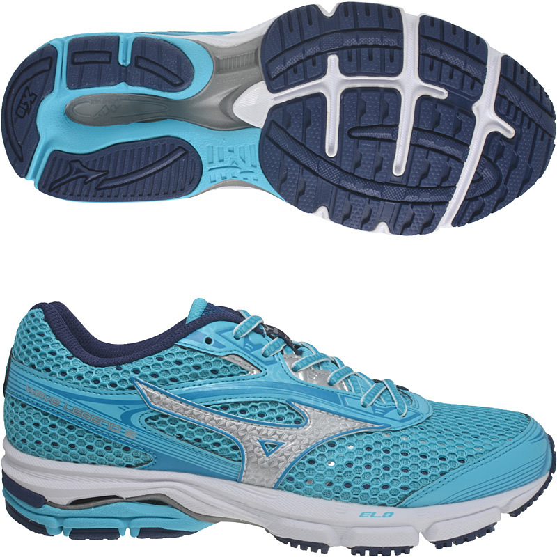 "Кроссовки ""Mizuno Wave Legend 3 W"""