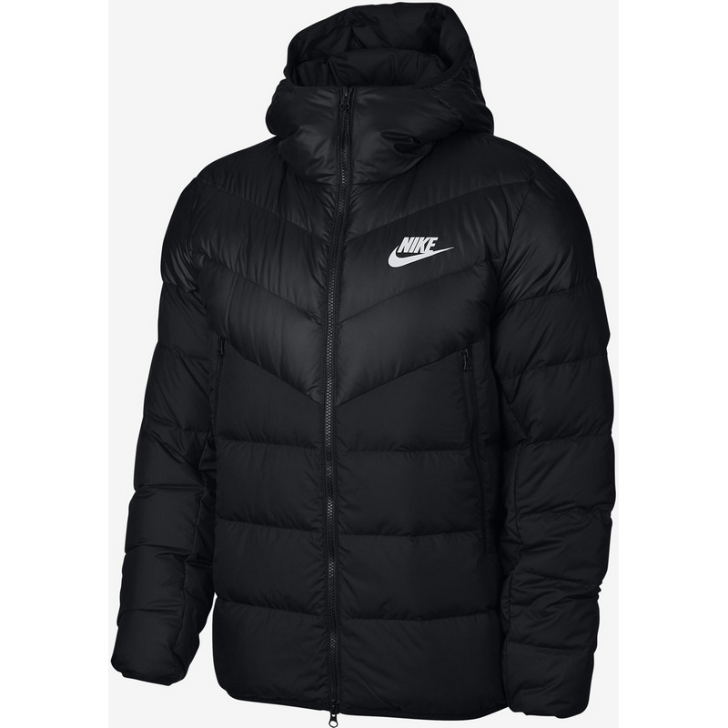 "Пуховик мужской ""Nike Sportswear FCB Down Fill Hooded Jacket"""