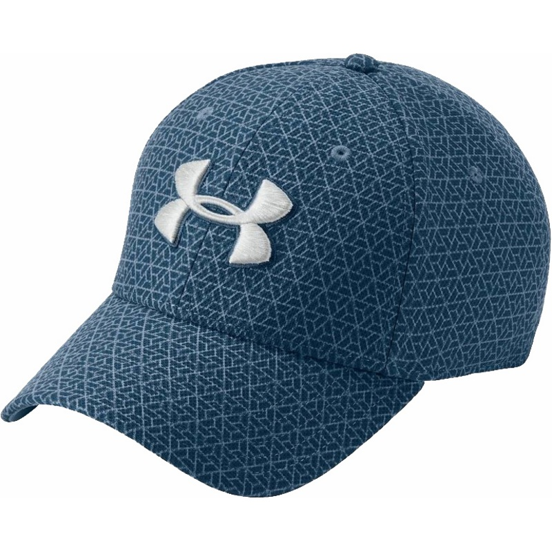 Кепка Under Armour Printed Blitzing 3.0 Stretch Fit Cap