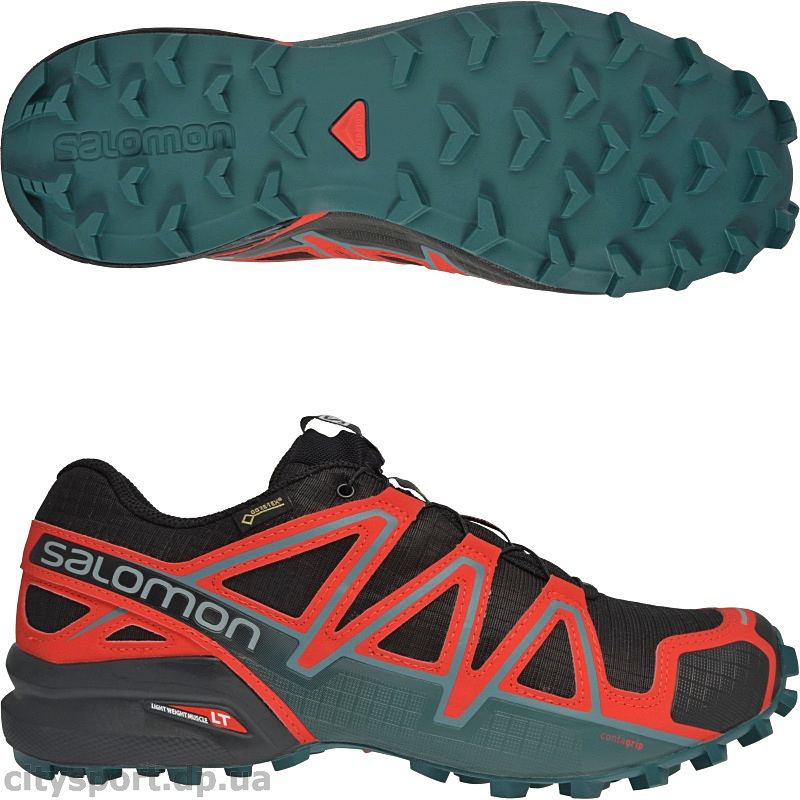 "Кроссовки ""Salomon Alphacross GTX"""