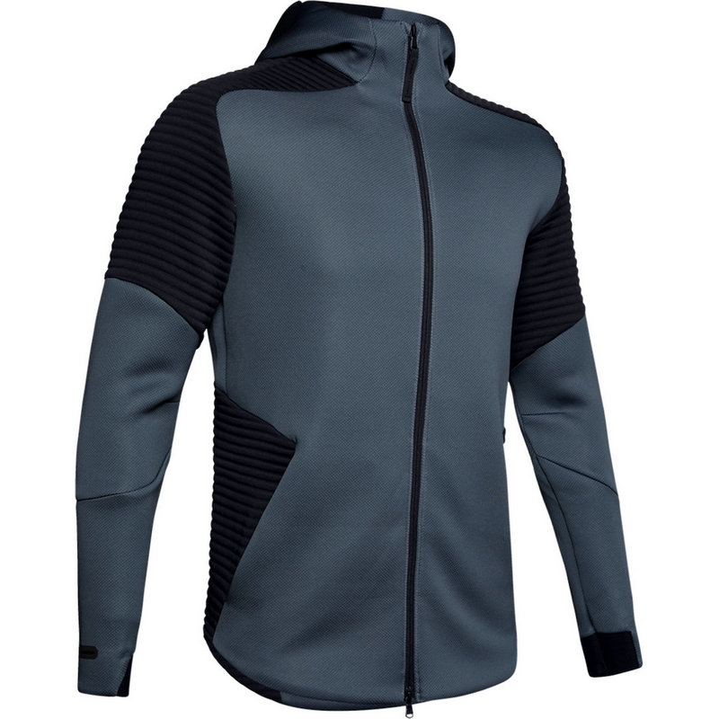 "Толстовка мужская ""Under Armour Unstoppable Move Full Zip Hoodie"""