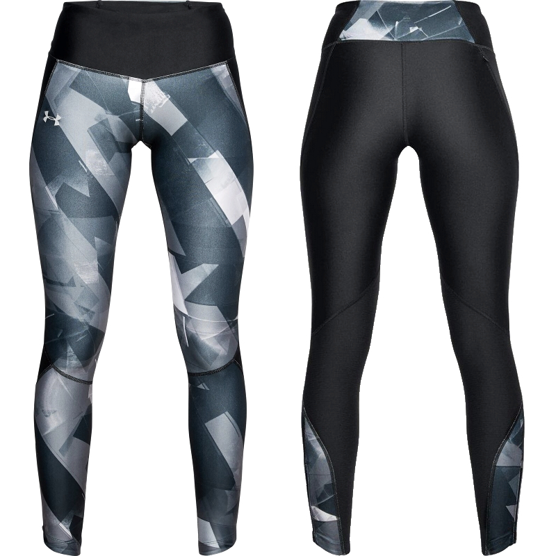 Леггинсы женские Under Armour Fly Fast Printed Tight