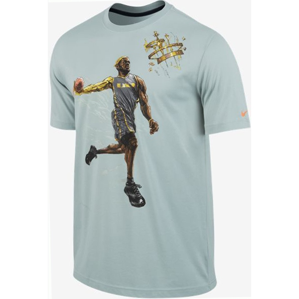 "Футболка мужская ""Nike Dri-FIT Training Short-Sleeve T-Shirt"""
