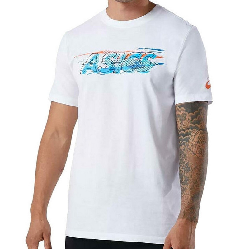 "Мужская футболка ""Asics Color Injection Graphic Tee"""