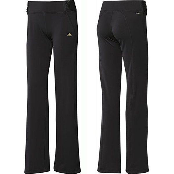 Брюки женские Adidas Studio Power Slim Kick Pant
