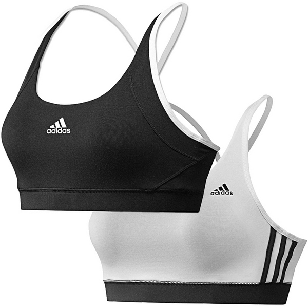 Топ женский Adidas Essential Multifunctional Reversible Bra