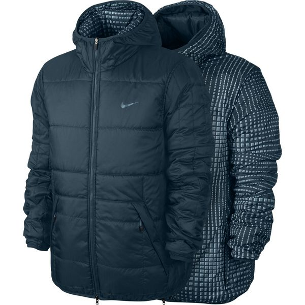 Куртка мужская Nike Alliance Jacket Hooded Flip