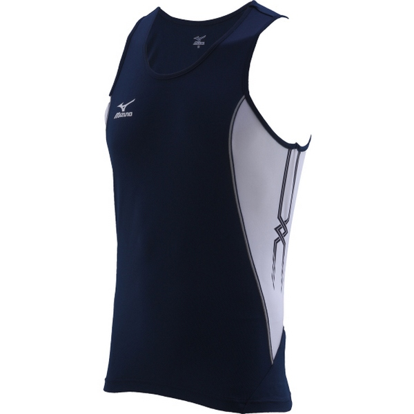 "Майка мужская ""Mizuno Team Running Singlet"""