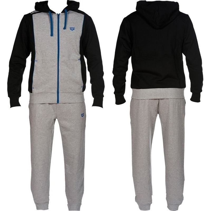 "Костюм мужской ""Arena M Essence Hooded F/Z Tracksuit"""